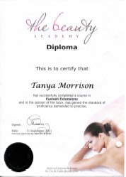 Fully Qualified for Eyelash Extensions in Crawley