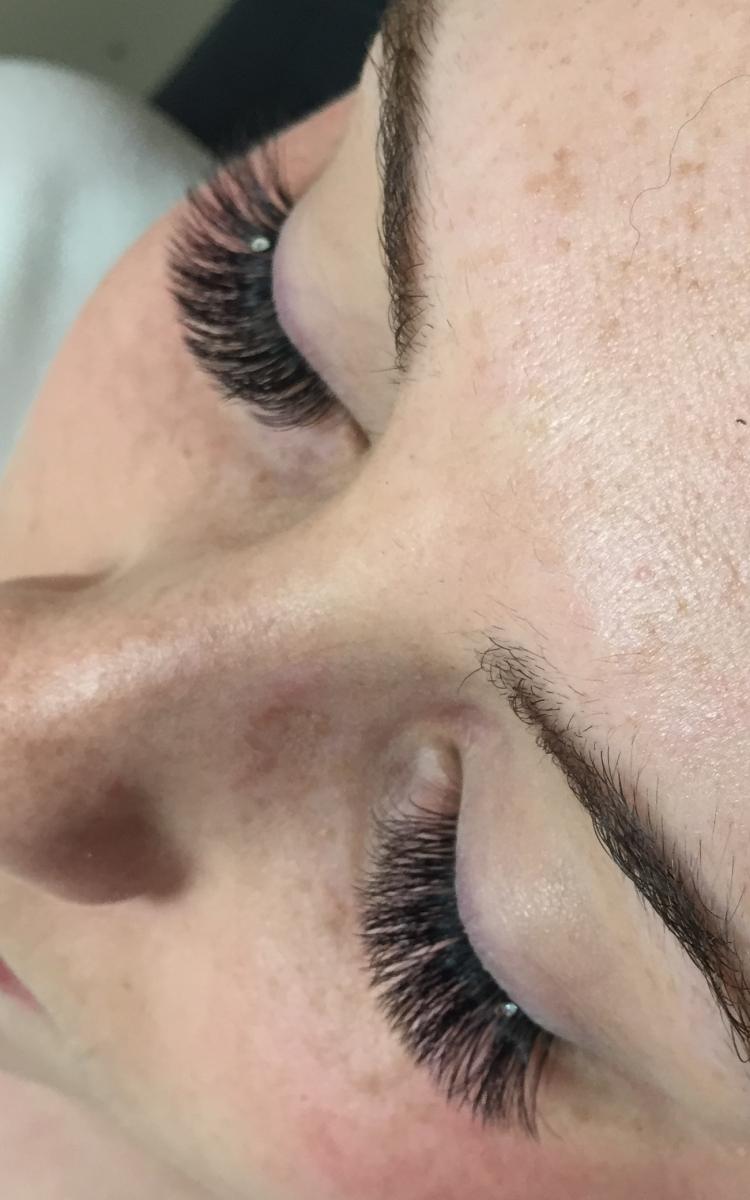 Eyelash Extensions In Crawleytanned Beautiful